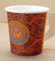 ΠΟΤΗΡΙ ΧΑΡΤΙΝΟ 4oz GOOD COFFEE 100ΤΕΜ.